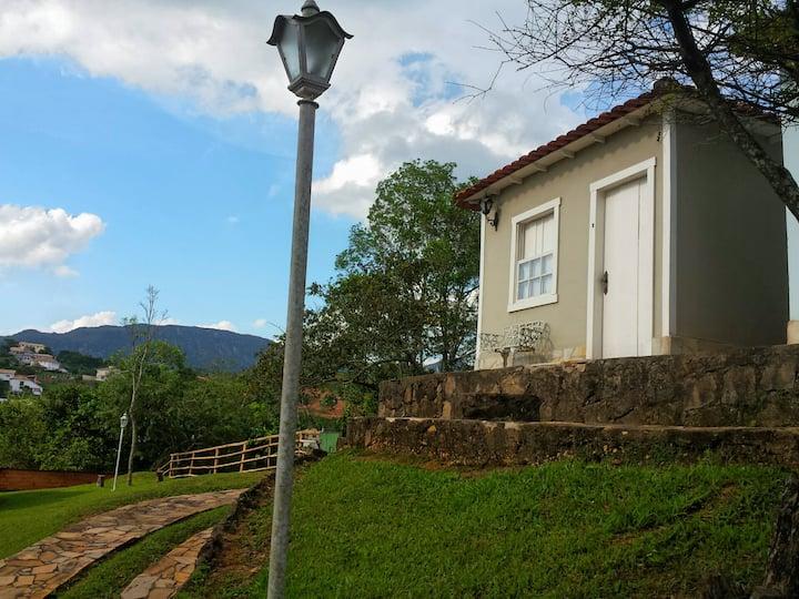 Chalé Camomila - Pouso Antônio d'Maria