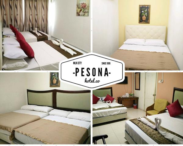 PESONA HOTEL MELAKA CITY