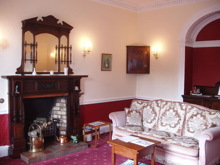 The Guest Lounge
