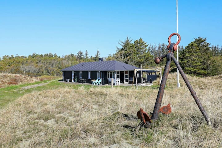 Stylish Holiday Home in Ålbæk with Beach nearby