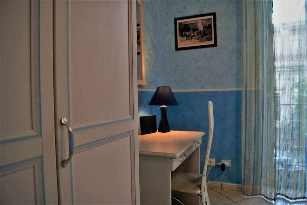 Camera Matrimoniale Azzurra