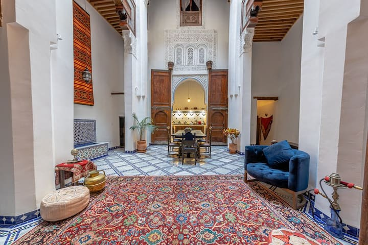 Dar al Hikam, charming riad in the heart of Fez