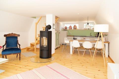 Neues Ferienhaus am See