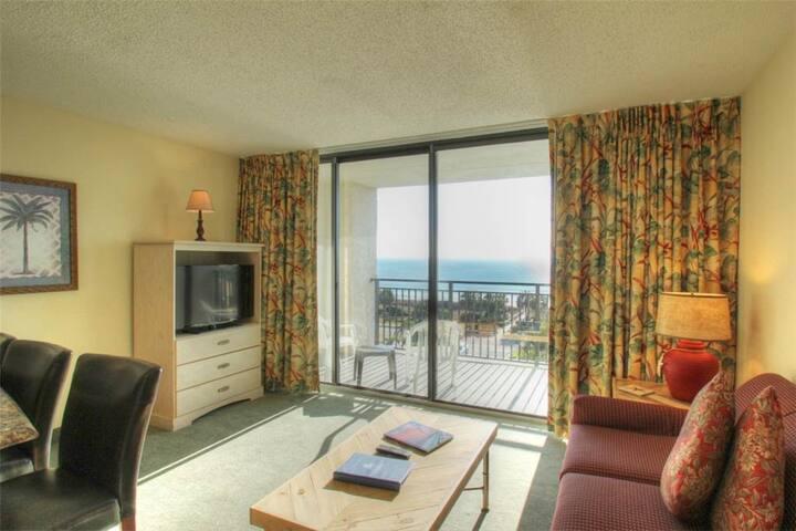 Ocean Forest 506 - Ocean Front - Myrtle Beach - Condo