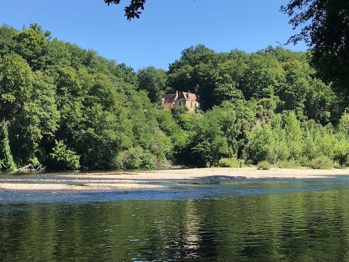 Le Relais des Galets - Suit with river view