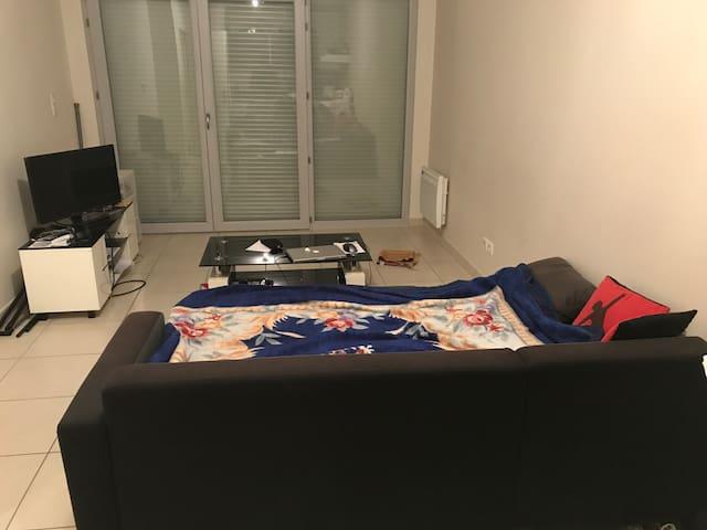 Canapé dans le séjour