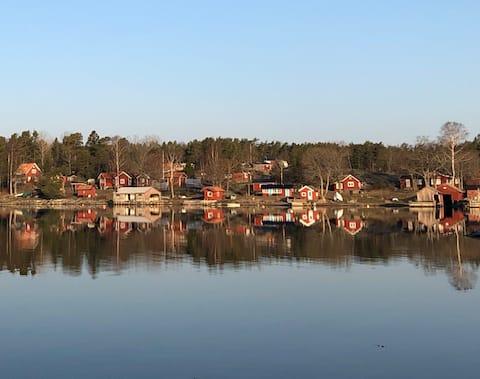 Merimaja: helmi Tukholman saaristossa