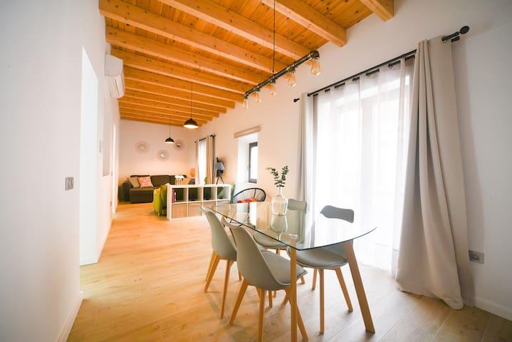 Apartamento en casa Sevillana - Centro (Alameda)