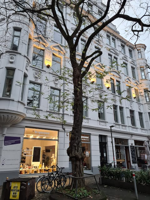 Central 2-room Apartment for Business & Travel