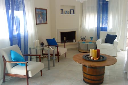 House by beach for 2-6 persons N.Potidea,Halkidiki - Nea Poteidaia - Vila
