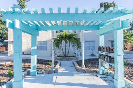 Welcome to the Residences at Madeira Beach 4