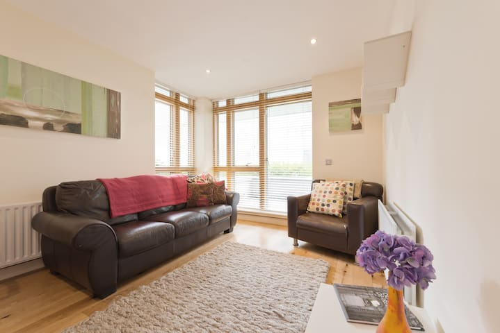 Luxury 2 Bed Apartment, Top Area
