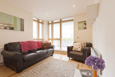 Luxury 2 Bed Apartment, Top Area - Dublin - Byt