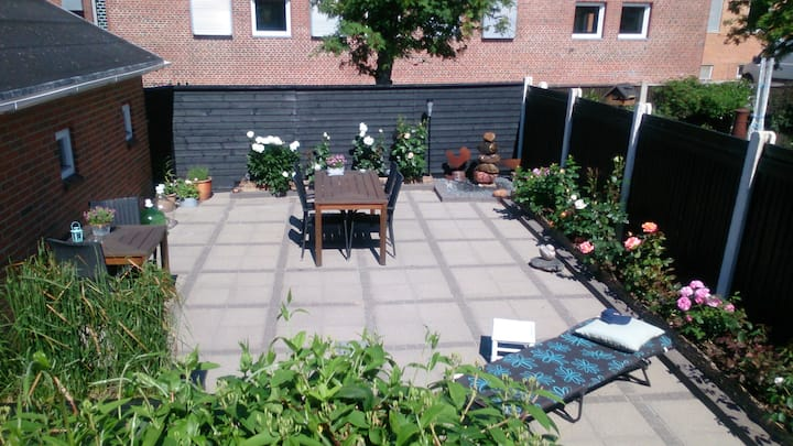 Ideal location in the heart of Ringkøbing.
