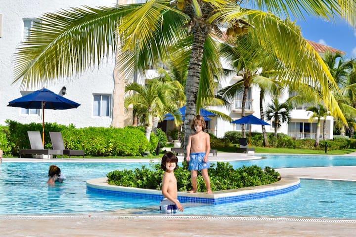 Cadaques Family Apt 2+2 BR Bayahibe - Los Melones - Apartamento