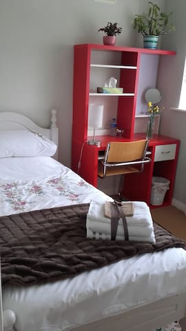 Lucan, Dublin, Single comfy cosy quite room ! - Lucan - House