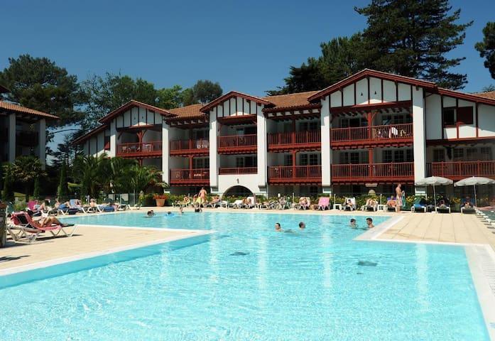 Appartement dans résidence  4* avec piscine