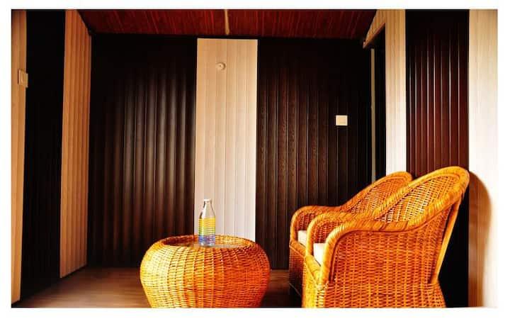 Ocean Blue Room @ The Cocoon