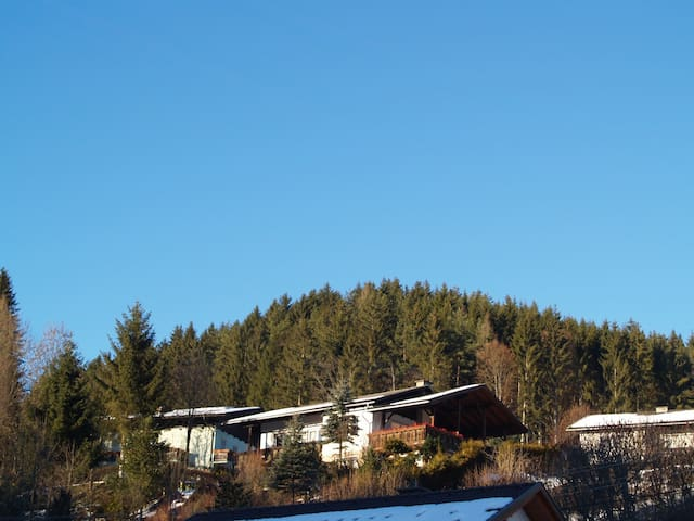 Saubere Luft  in den Bergen - Gemeinde Weitensfeld im Gurktal - Apartament
