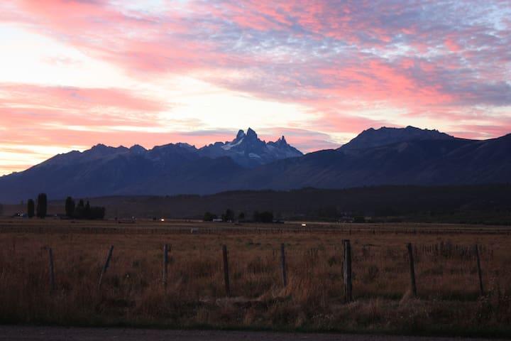 Cabañas Los Tres Picos