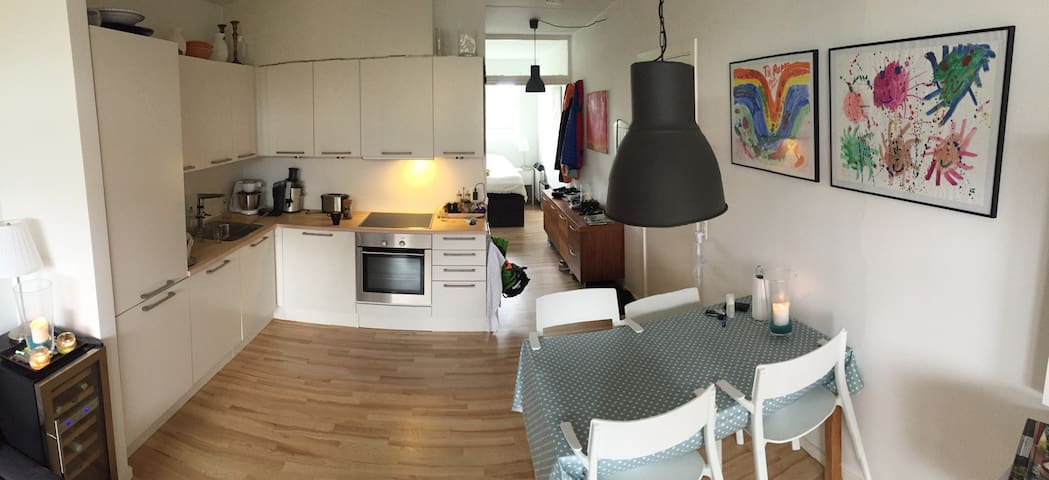 New, Fresh, Light, Air, Nice. - Vallensbæk Strand - Apartamento