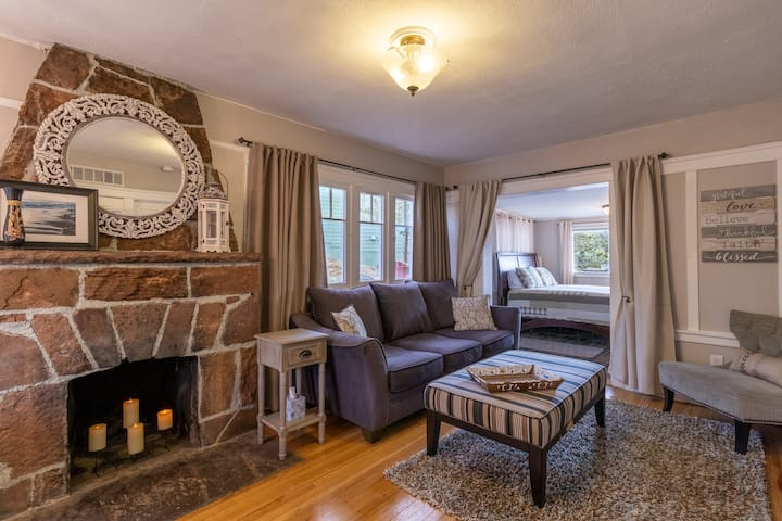 Rock Nook Cottage, Mountain View, Downtown (#3454)