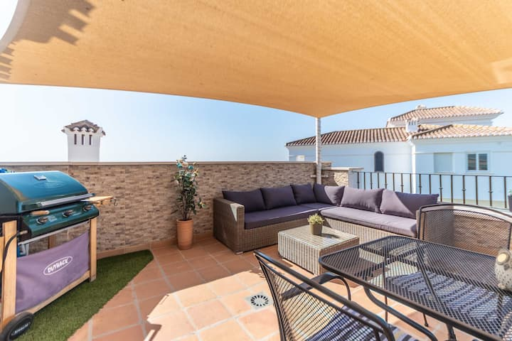 MURCIA VACATIONS Penthouse Apartment La Torre Golf Resort MO431