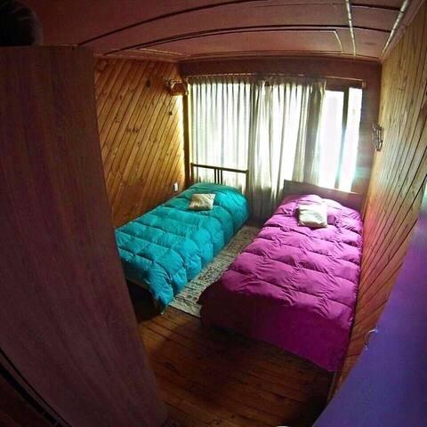 Casa Vairua habitación doble