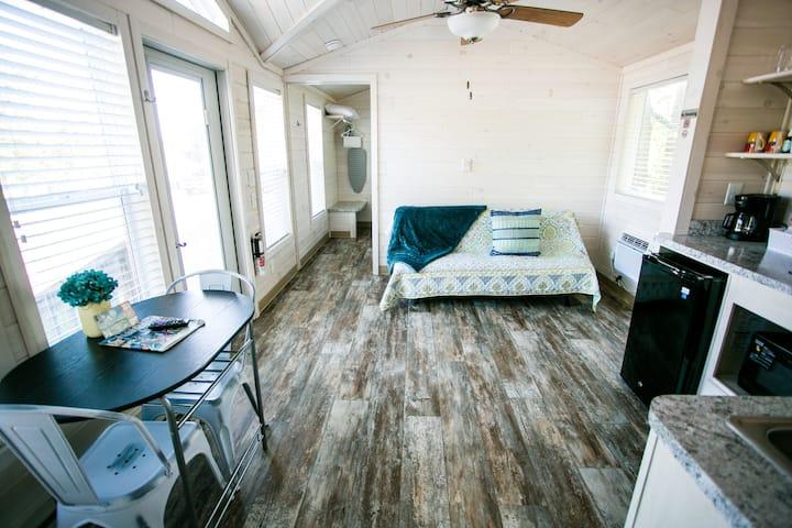 One Bedroom  Cabin #4
