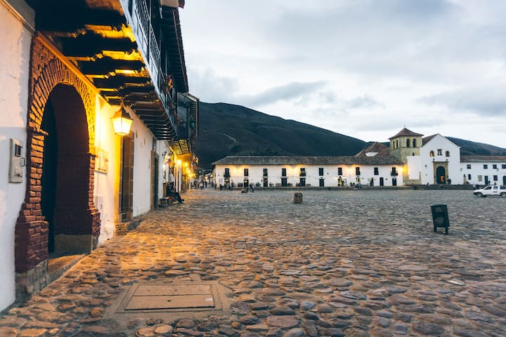 Best price rooms in Villa de Leyva - Villa de Leyva - Condominium