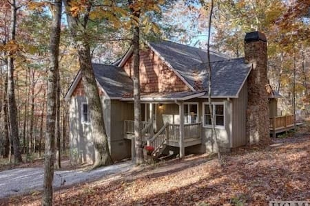 Close to town and Lake Glenville - Cashiers - Huis