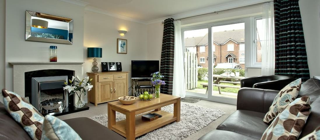 Bluebell Lodge 2PC - Huntworth  Bridgwater - Haus