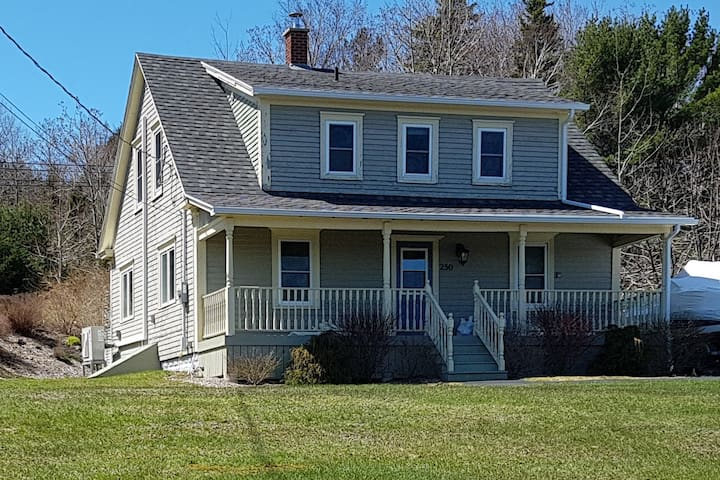 Maison Belle Vue in Pentz
