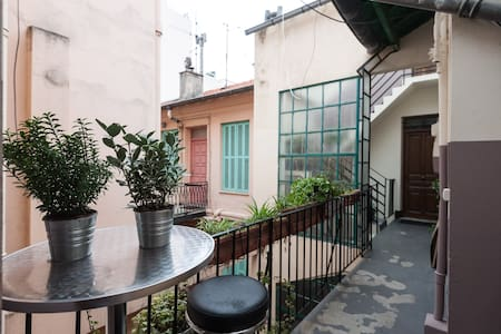 Lovely studio in best part of town! - Nice - Apartment