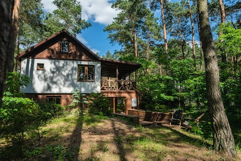 Masuria Warsaw - your private guesthouse
