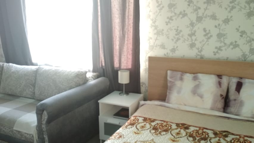 Уютная 1-комнатная в 3 минуты от метро Девяткино