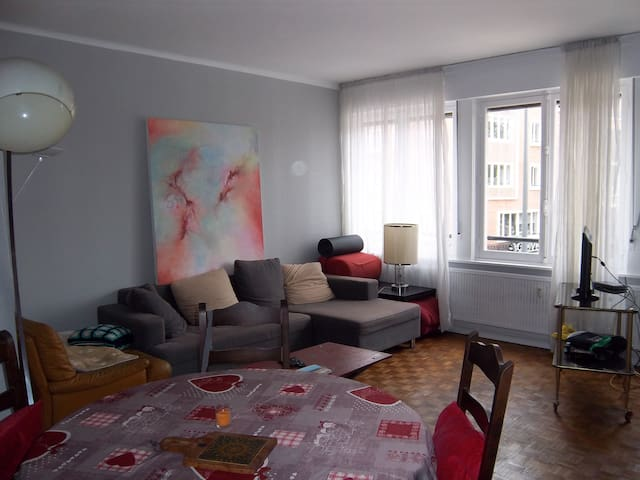 Grand Appartement Place Jean Bart