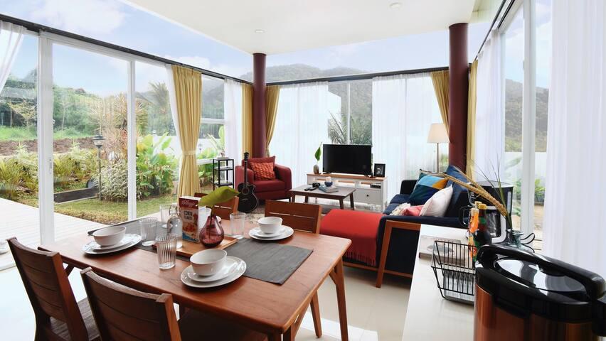3 Bedroom Modern Villa in an Exclusive Complex C3