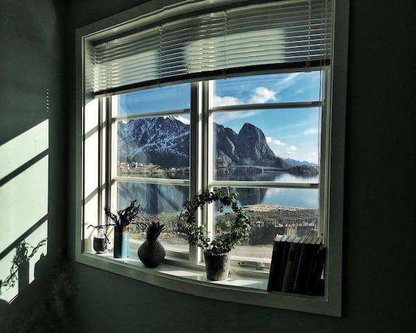 Catogården - The Green Room, Reine in Lofoten
