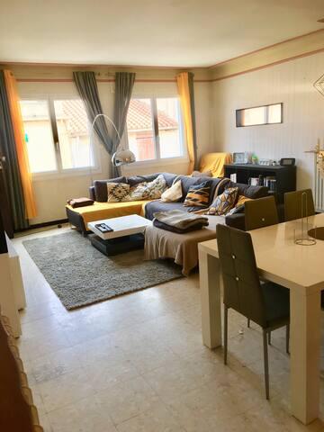 Joli Appartement au cœur du centre ville de Thuir