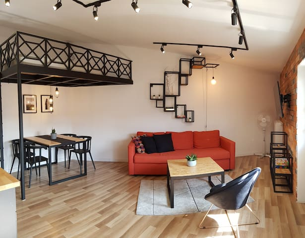 Modern Apartment ARIZONA STUDIO OLD TOWN Dietla