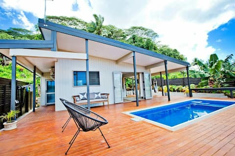 Honey Rose Retreat Rarotonga