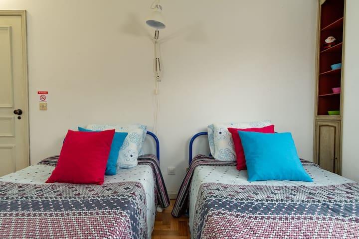 Cozy Bedroom in Braga Historic Center