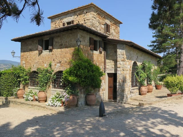 Stunning tuscan country house, Il Cicalino