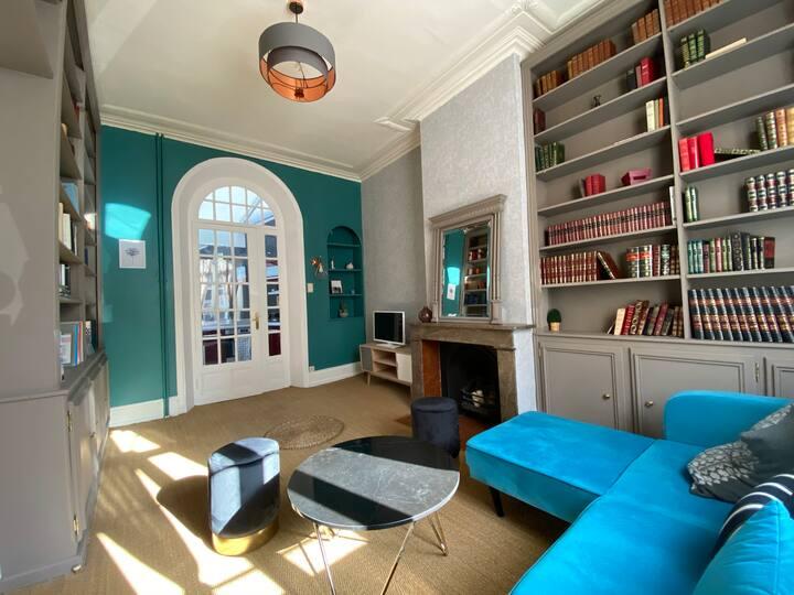 Gîte les hauts de Boulogne - 8 pers - 4 chambres