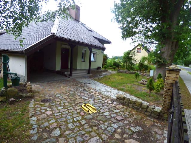 Domek u Eli - Nowe Warpno - Rumah