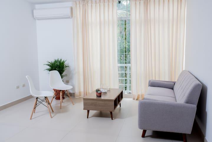 Habitación Standard - A/C, TV, WiFi