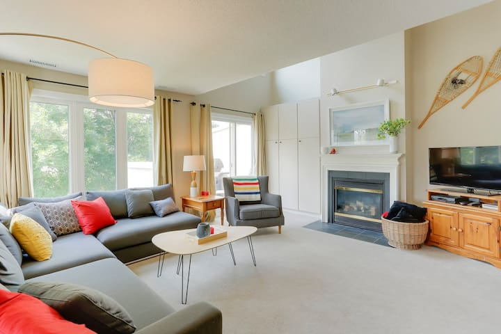 Cozy 3 Bedroom Condo at Blue Mountain Village