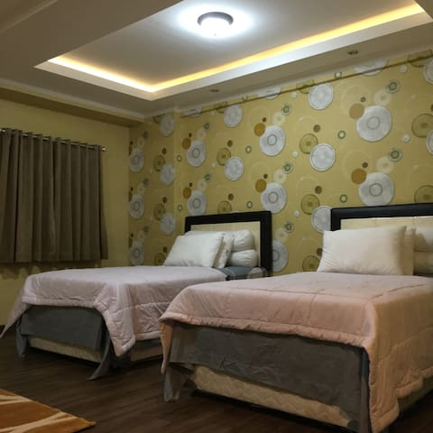 Suite metro apt Rent for 6 person - Bandung - Appartement