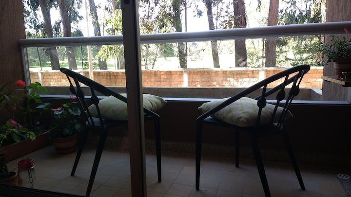 Habitación sencilla noroccidente Bogotá